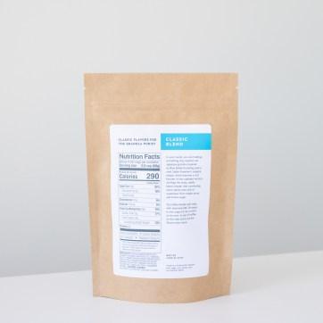 Granola Label production files - back