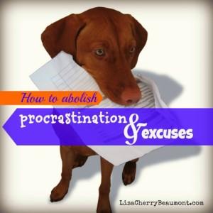 abolish procrastination
