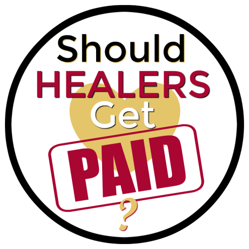 should healers get paid