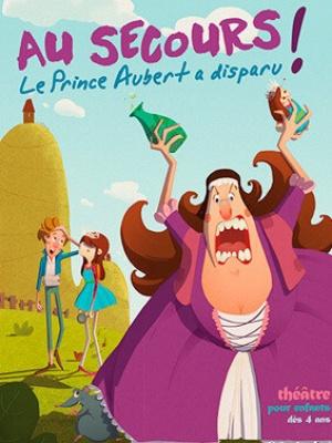 Au secours le prince Aubert a disparu