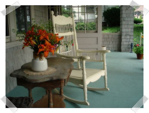 Beauty: Porch