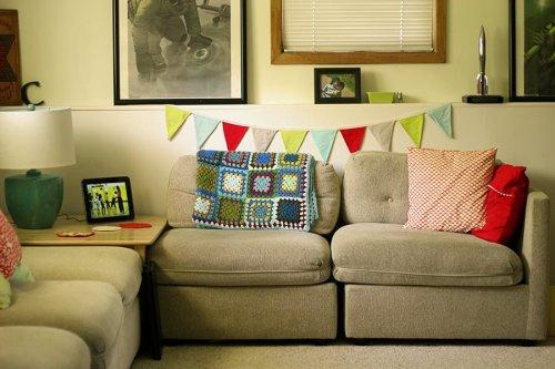 Flufy's Granny Square Blanket @lclarke522
