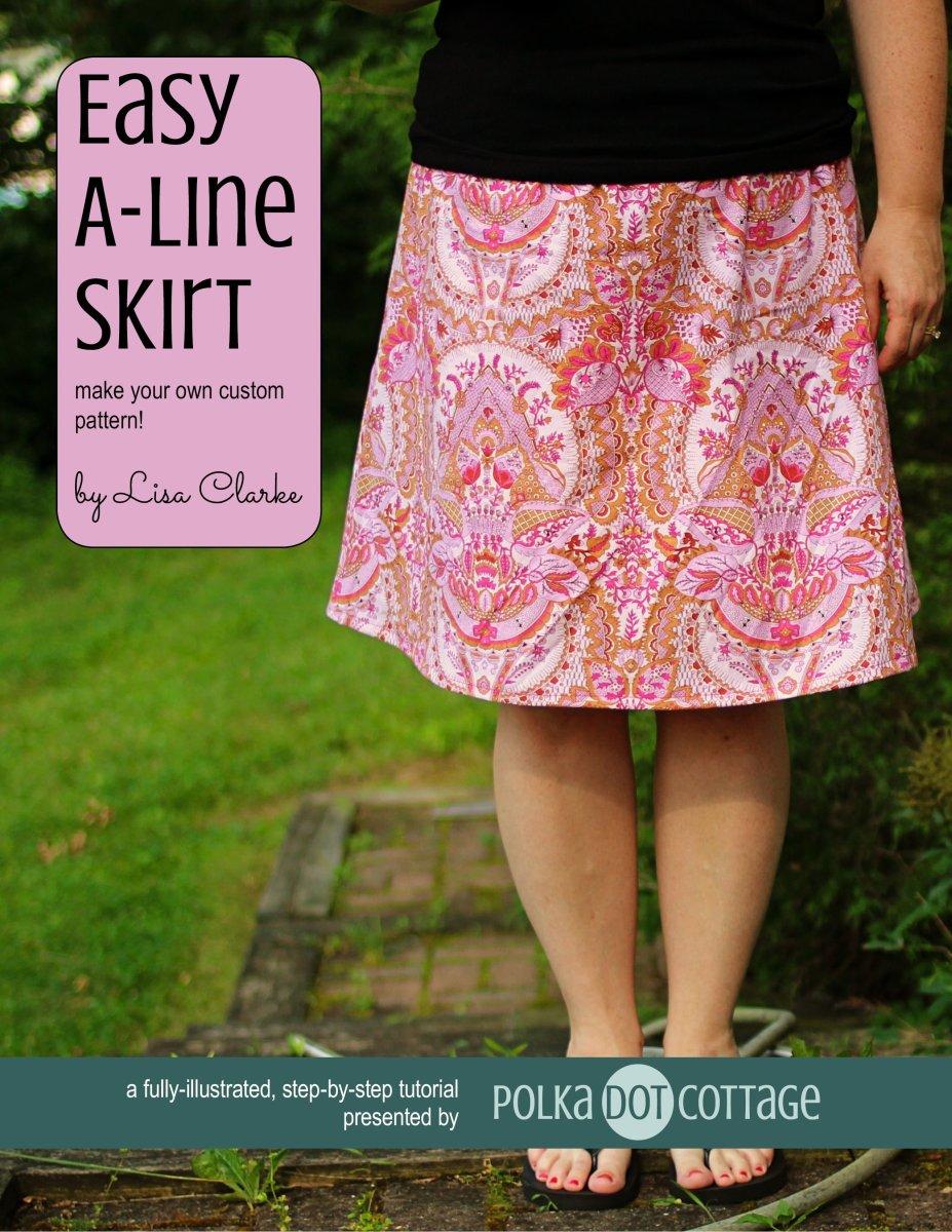 Easy A-Line Skirt