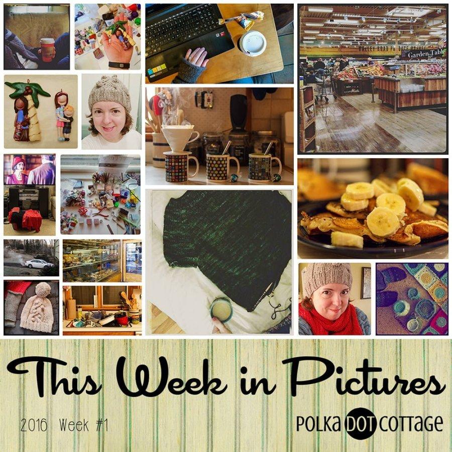 This Week in Pictures, Week 1, 2016