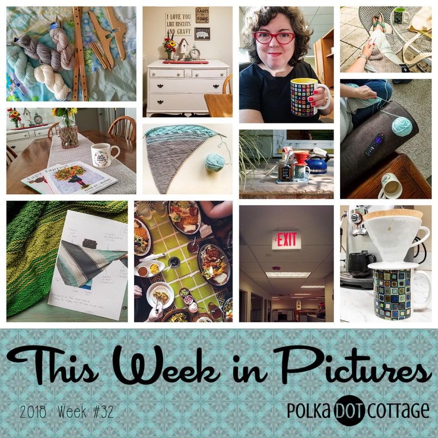 This Week in Pictures, Week 32, 2018