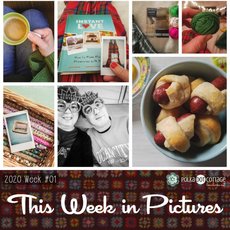 This Week in Pictures, Week 1, 2020