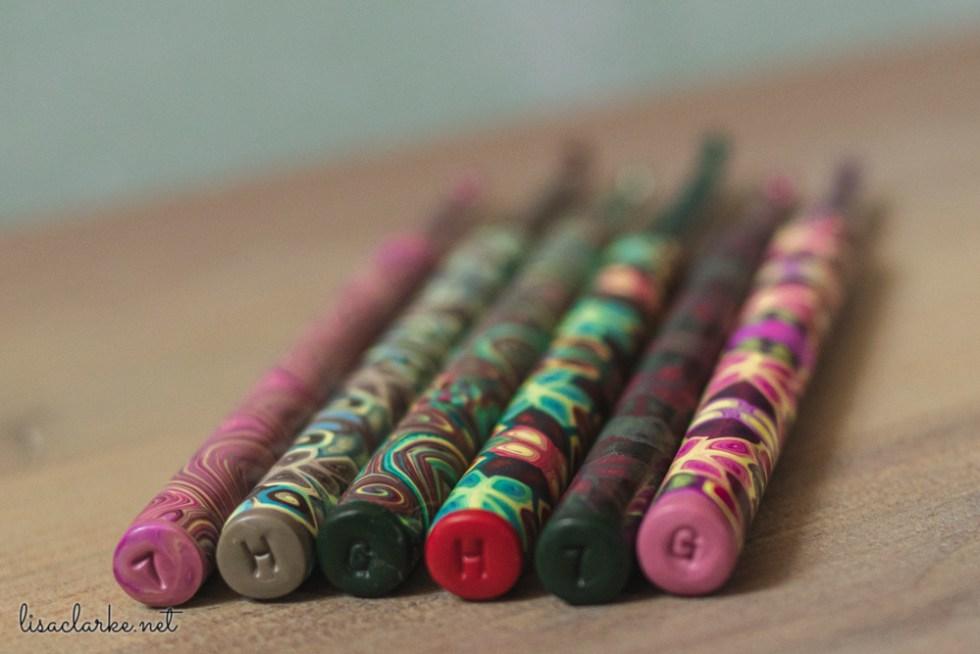 Clayathon 2020: Crochet Hooks