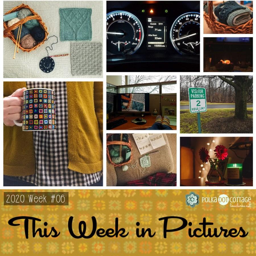 This Week in Pictures, Week 6. 2020