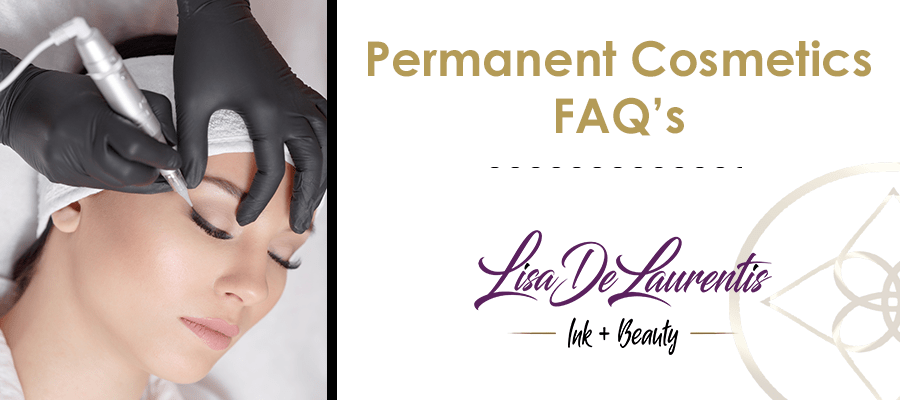 Permanent Make-Up FAQ's