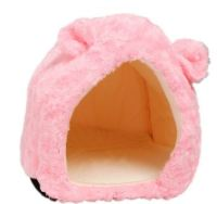 Cute Pink Dog Bed - Lisa Dog Shop