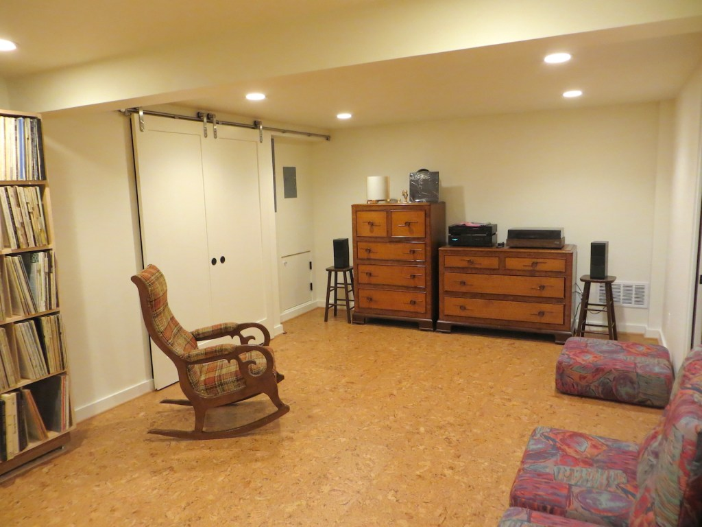 basement before reorg