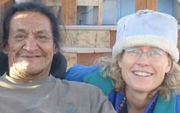 Lisa Jones and Stanford Addison