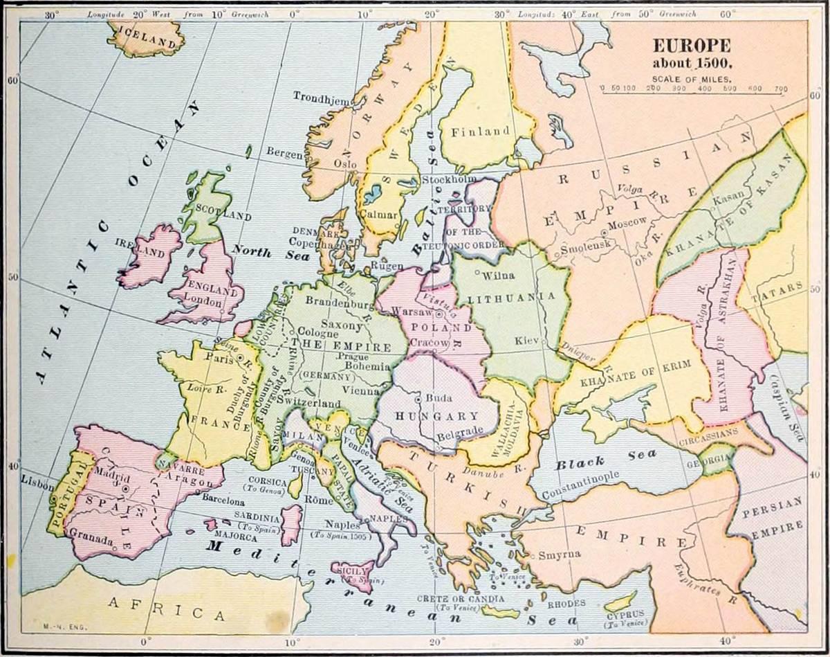 12. The 1527 Sack of Rome - Renaissance Italy