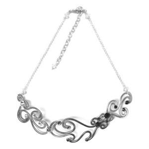Phoenix Flame Necklace