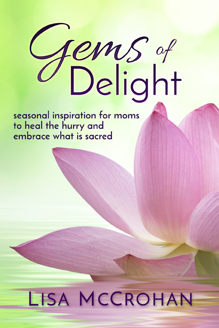 Gems of Delight – announcing my first book!