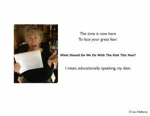 Slide 2 of T is for Trust Presentation