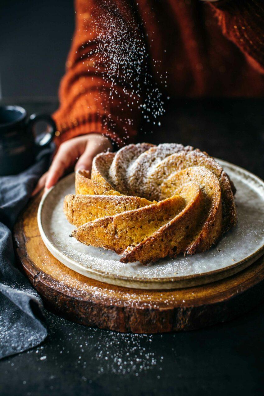 Karotten Möhrenkuchen Lisa Nieschlag