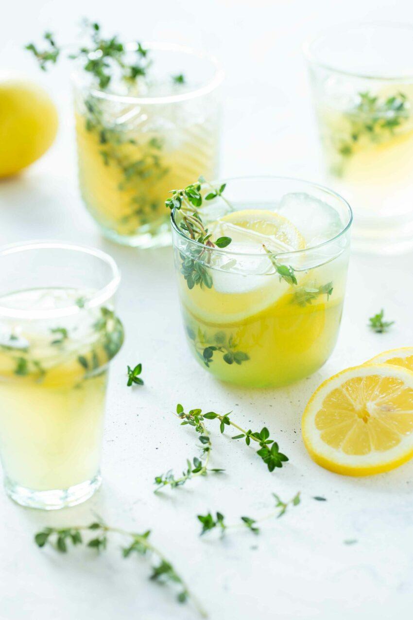 Limonade Lisa Nieschlag Food Fotografie