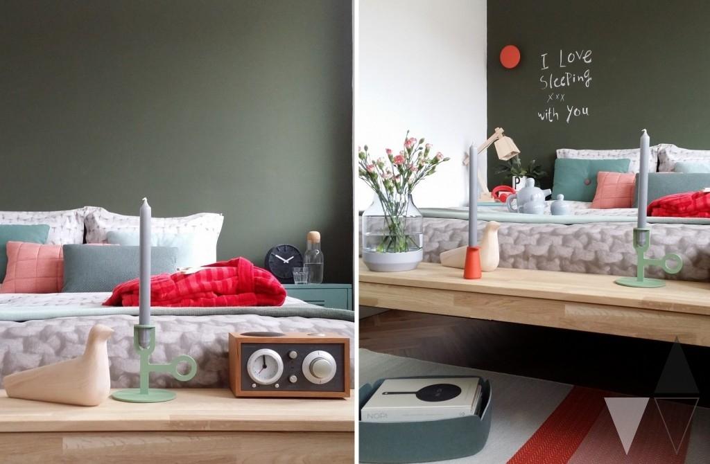 Slaapkamer Styling voor MOOI  Lisanne van de Klift