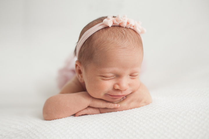 Little Miss R | Toronto Newborn Photographer