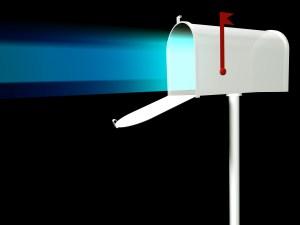 photo of mailbox