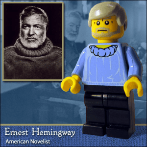 picture of LEGO Hemingway