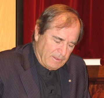 Paul Theroux's Advice for Young Writers
