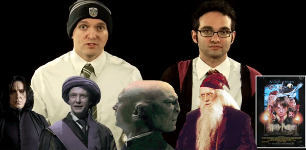 7 Harry Potter Movies in 7 Minutes