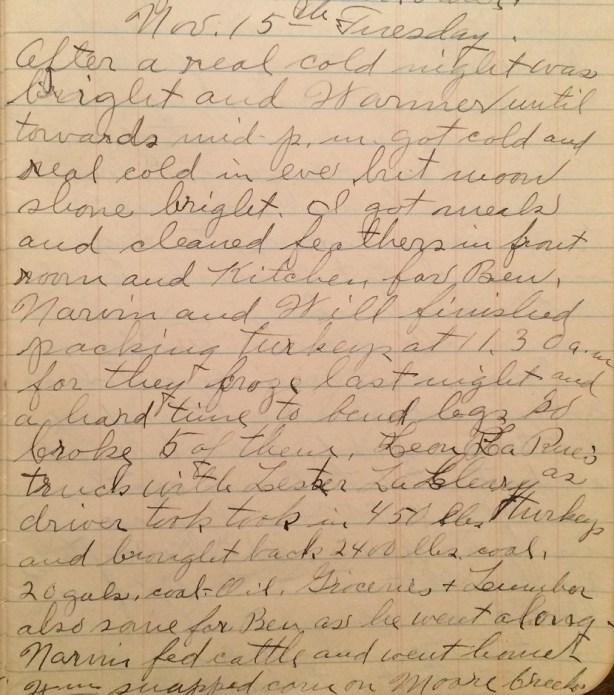 November 15, 1932