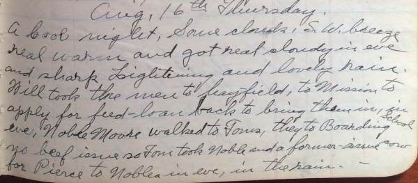 August 16, 1934, part 1