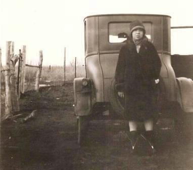 Grandma, late 1920s