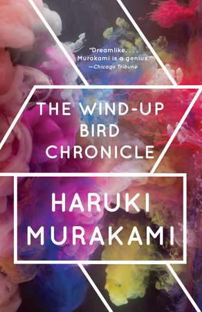 The Wind-Up Bird Chronicle (cover)