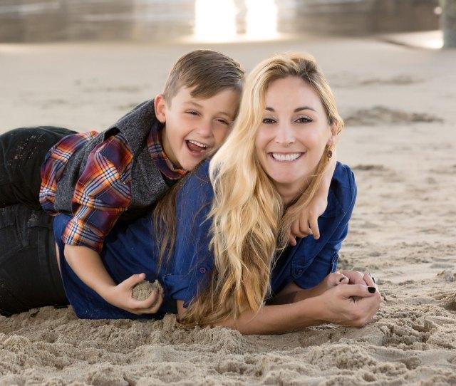 Manhattan Beach Photography Mom Son 13