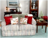 Decorating A Boring Living Room By Adding Personality