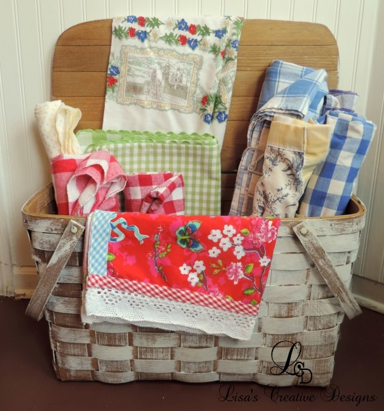 Creative Ideas For Decorating With Baskets