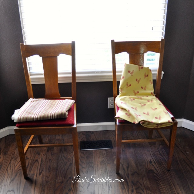 French Country chair makeover2 watermark