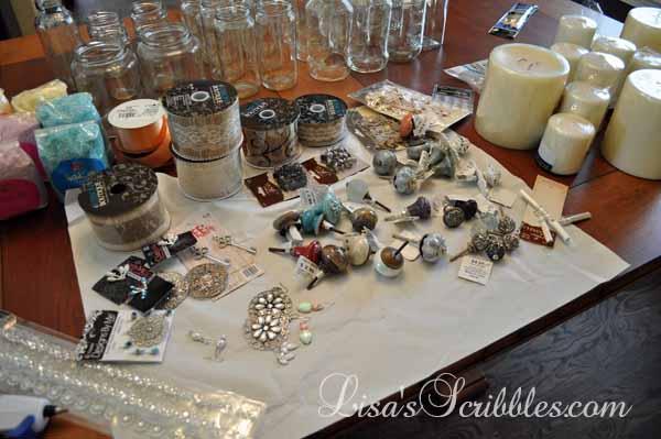 Glass Jar Upcycing003
