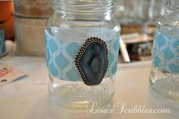 Glass Jar Upcycing013