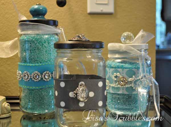 Glass Jar Upcycing019