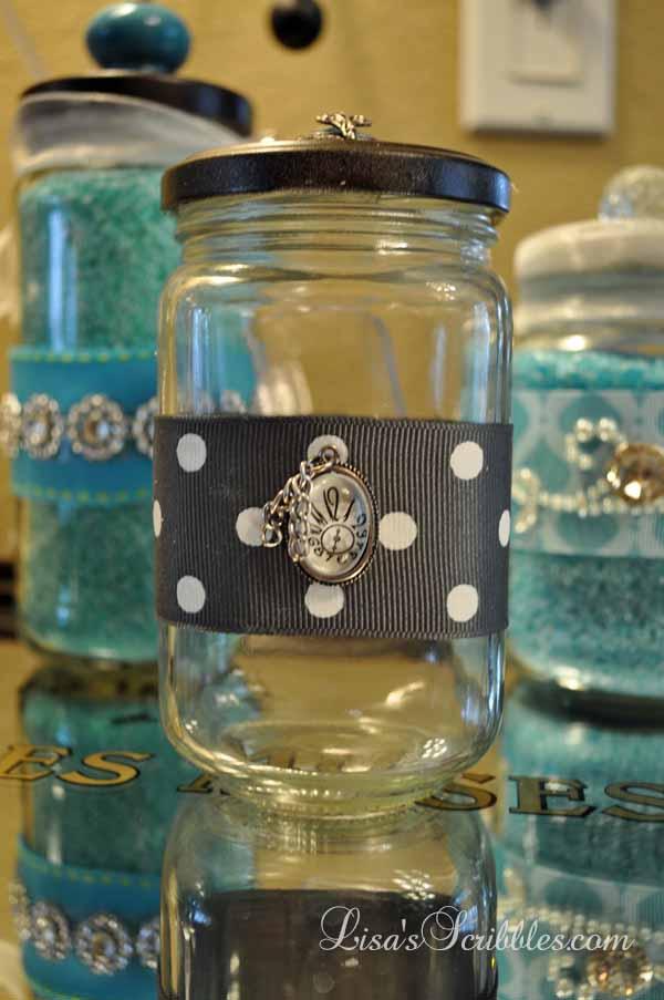 Glass Jar Upcycing023