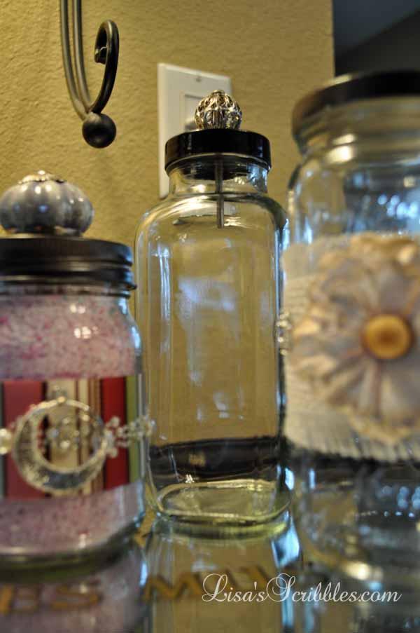 Glass Jar Upcycing028