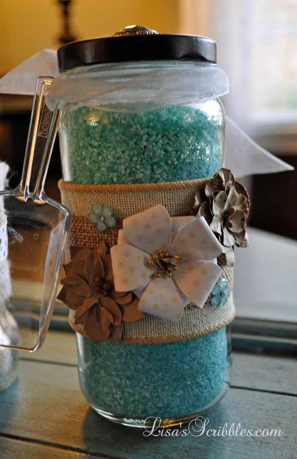 Glass Jar Upcycing032