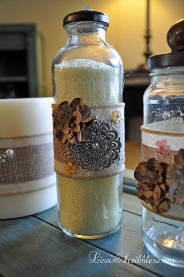 Glass Jar Upcycing037