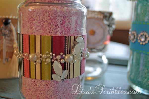 Glass Jar Upcycing040