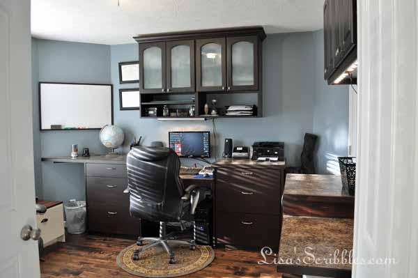 Luxury Gel Stained Cabinets