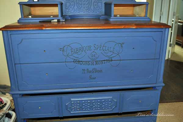 Dressers French Country Makeover047