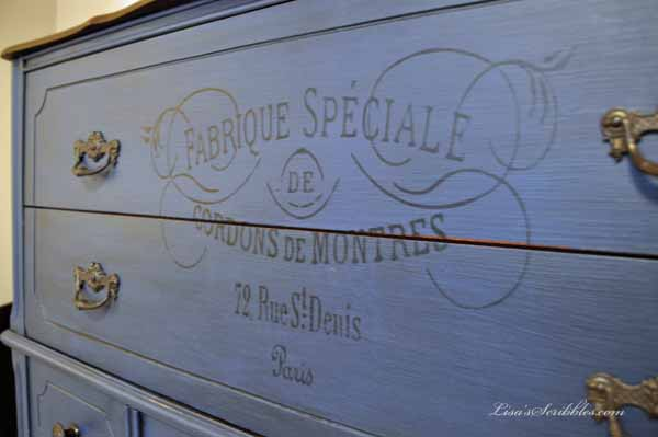Dressers French Country Makeover061