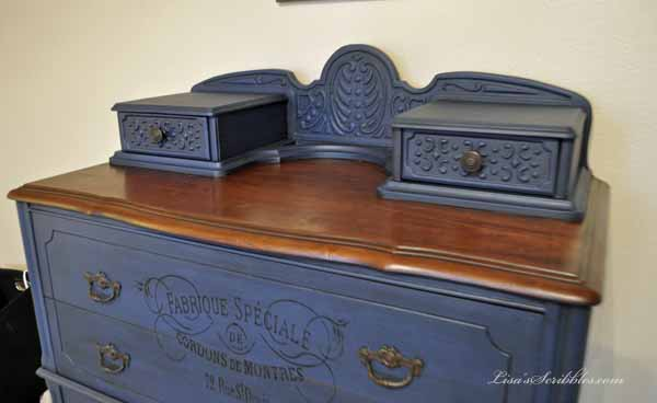Dressers French Country Makeover062