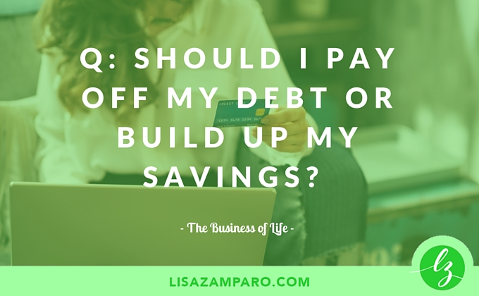 Being Smart About … Debt & Saving