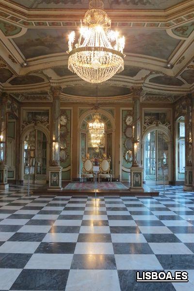 Palacio Nacional de Queluz historia cmo llegar